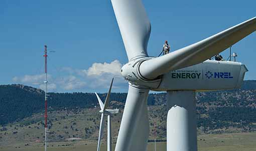 New Data Sound Good for Wind Energy
