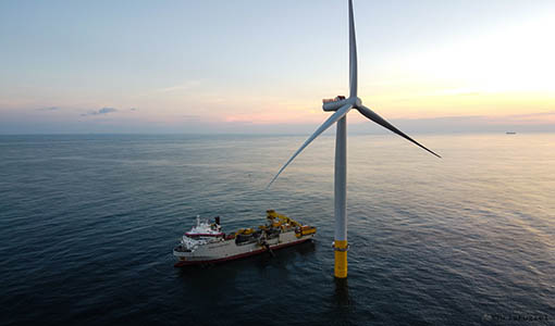 The Wind Rises: Market Report Shows Electrifying Future for U.S. Offshore Wind Industry