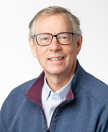 NREL Senior Research Fellow Bob Allen