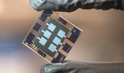 Department of Energy Funding Boosts US-MAP Research into Perovskites
