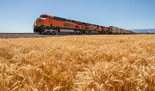 New Software Puts Rail Freight on Express Track to Net-Zero Emissions