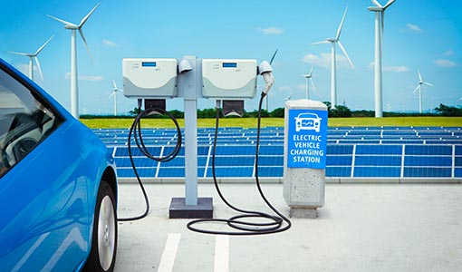 Charging Infrastructure Analysis Leverages NREL Data Science Expertise