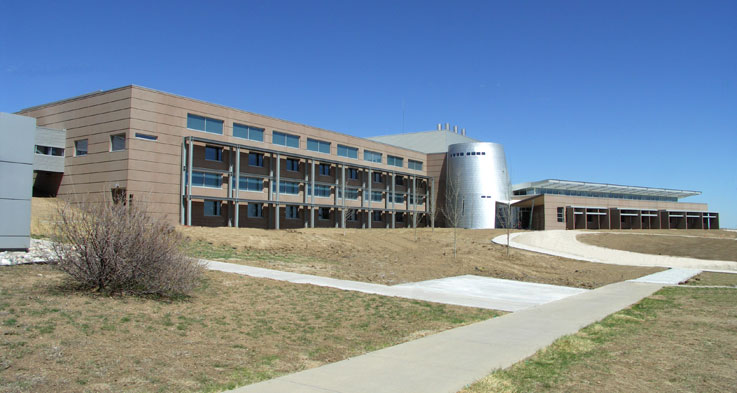 Photo of the Science and Technology Facility