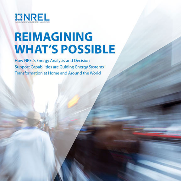 Highlights of NREL Analysis brochure cover