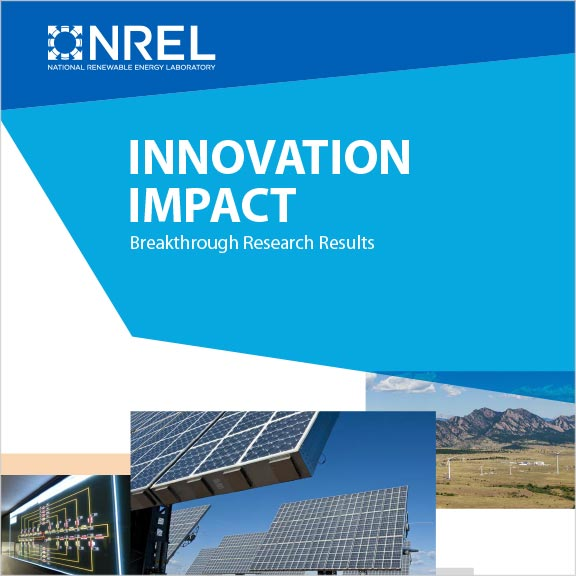 Innovation Impact brochure cover