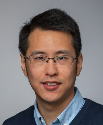Photo of Liang Zhang.