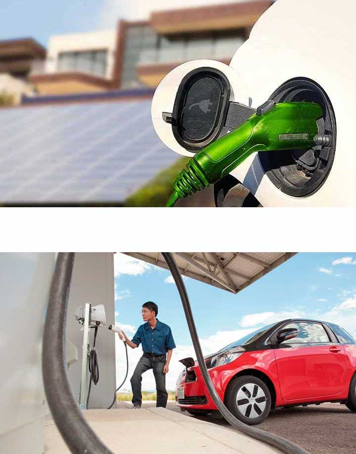 Electric Vehicle Grid Integration Transportation Research Nrel