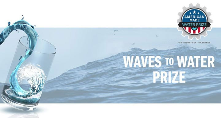 American-Made Waves to Water Prize